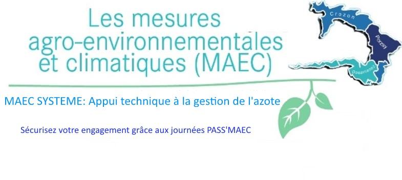 MAEC système: appui technique à la gestion de l'azote