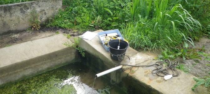 Offre d'emploi poste technicien pour le suivi de la qualité de l'eau (CDD 9mois1/2)
