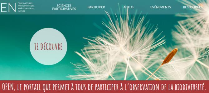 OPEN – Observatoire des sciences participatives – Soyez de la partie!
